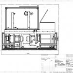 Umlauf-Biege-Prüfmaschine